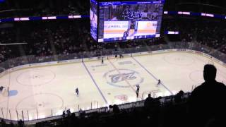 Lightning vs Ottawa @  Tampa Bay Lightning St Pete Times Forum