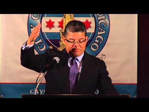 Hon. Ruben Castillo, Chief Judge, U.S. District Court for the Northern District of Illinois