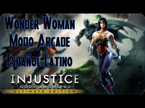 Injustice Gods Among Us : Ultimate Edition (PS4)  | Modo Arc