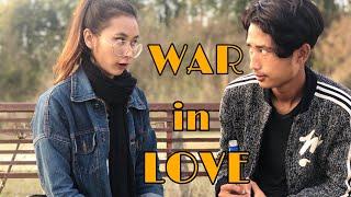WAR in LOVE | Nepali Funny Video | Samuha Kha