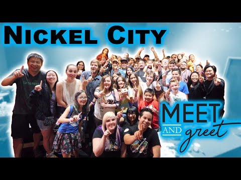 The Crane Couple Meet And Greet At Nickel City!