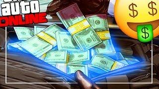 GTA Online: Rockstar Está DANDO DINHEIRO! (Até 1.250.000 GTA$)