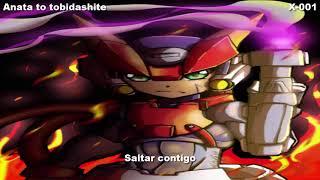 Kotonoha de Onsoku Line Canción del comercial de Megaman ZX Advent ...