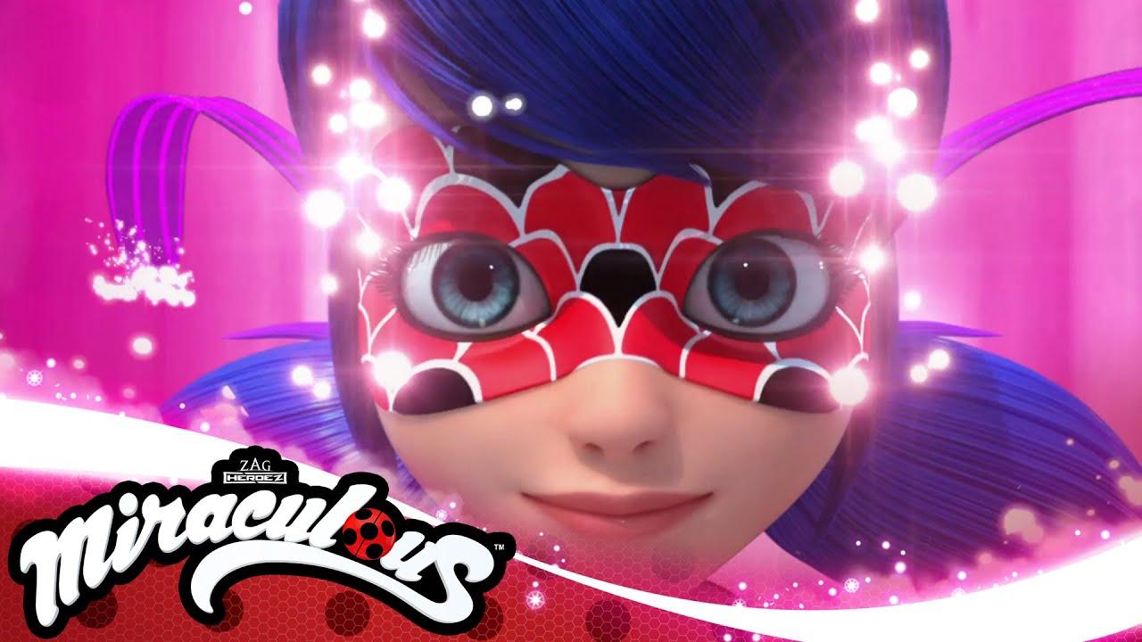 MIRACULOUS | 💧 AQUA LADYBUG - Transformation 🐞 | Ladybug & Cat Noir - हिन्दी
