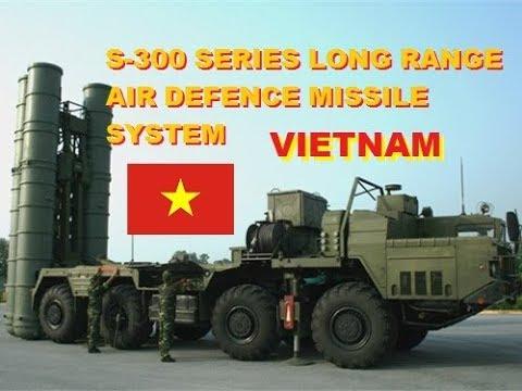 S-300 (SA-20 Gargoyle) Air Defence System of Vietnam