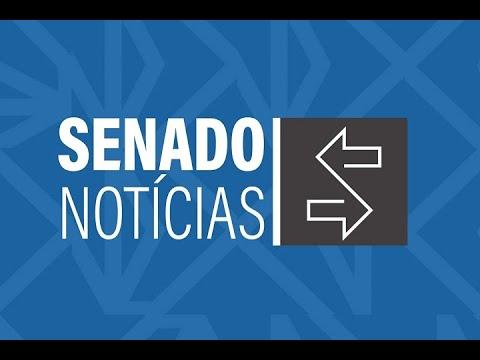 Edição da noite: Senadores opinam sobre suspensão do voto impresso nas eleições