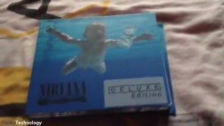 Baixar - Unboxing Déballage Nirvana Nevermind Deluxe Edition 2 Cd 2011 Grátis