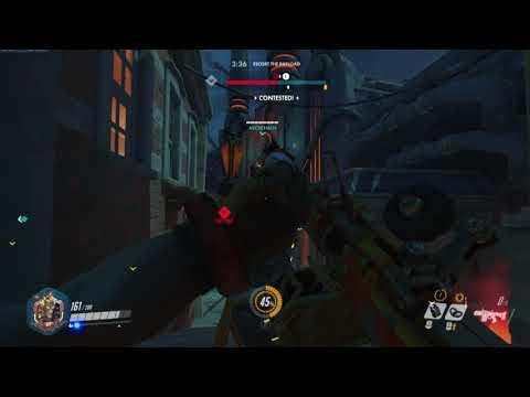Finally got to play Junkrat (Mystery Heroes - Arcade Overwatch)