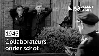 Collaborateurs onder schot: de bevrijding in Amsterdam (1945)