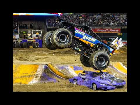 Monster Jam Indianapolis, IN (oct) 2017 Line up (Updated)