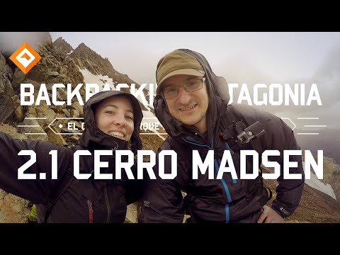 Backpacking Patagonia - El Chalten 2.1 - Cerro Madsen