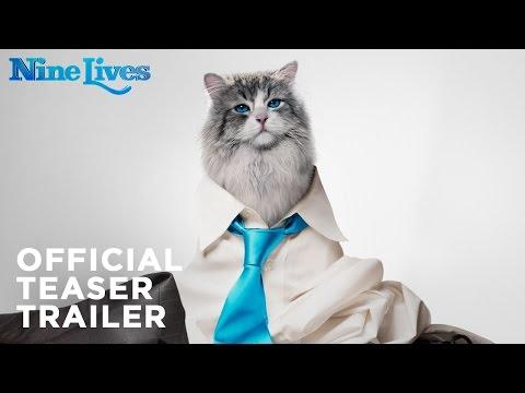 Nine Lives – Official Teaser Trailer [HD]