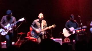 Brian Fallon & The Crowes, Long Drives, Newport Music Hall, Columbus, OH 1/13/16