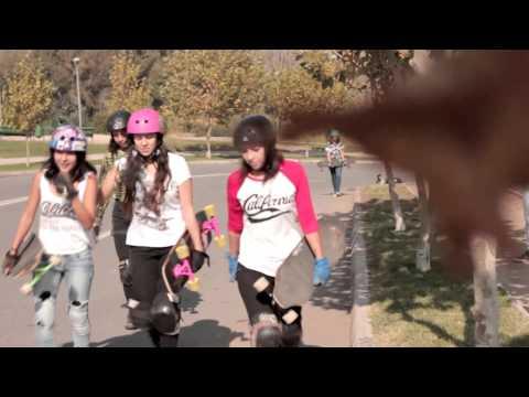Longboard Girls Crew Chile / Full HD 2015