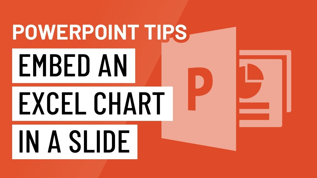 PowerPoint Quick Tip: Embed Excel Charts in a Slide