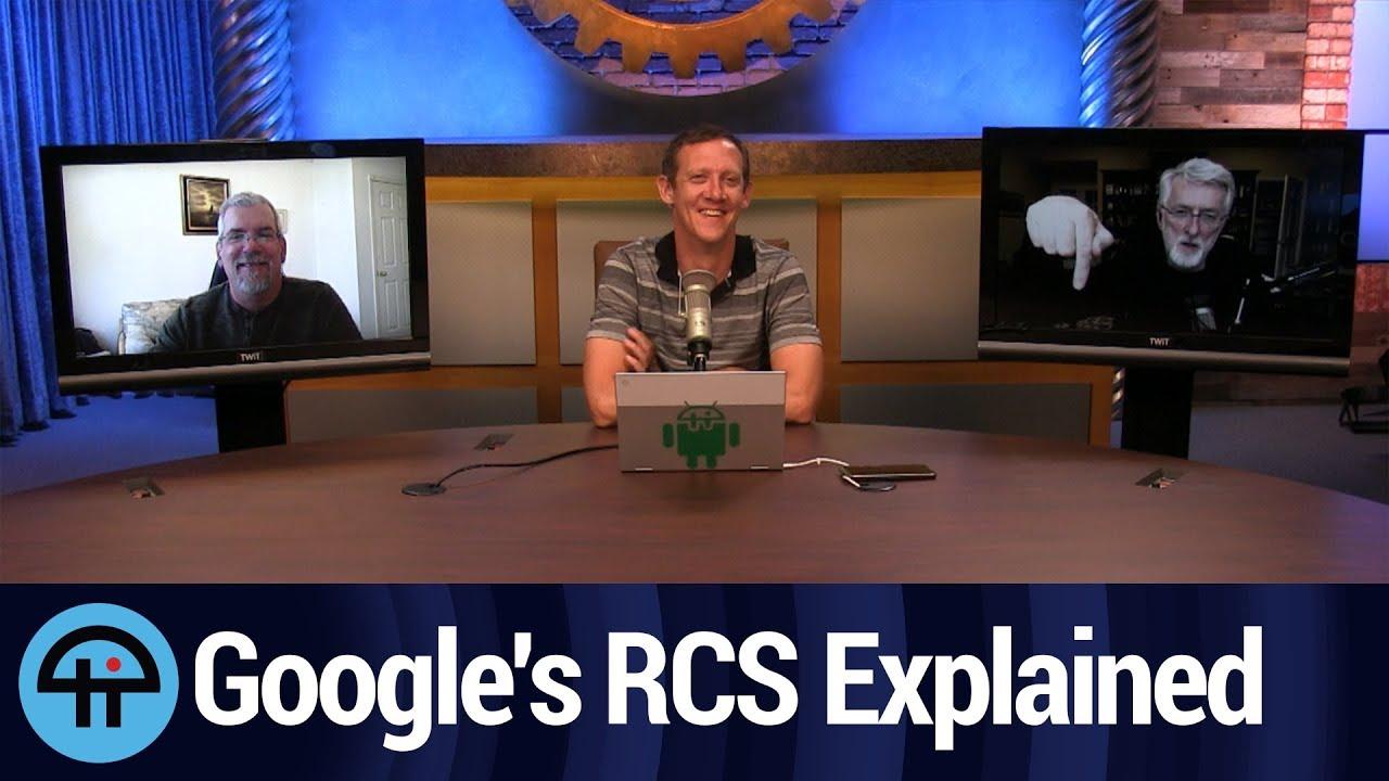 Google Chat: RCS Explained