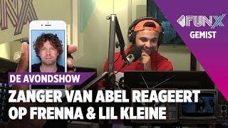 Zanger van Abel reageert voor het eerst op remake Frenna & Lil Kleine - Verleden Tijd