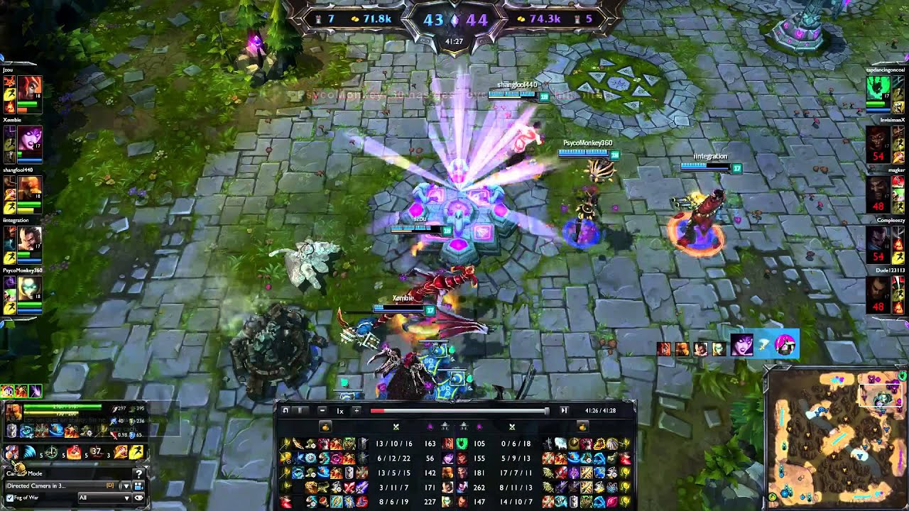 Choosing The Right Mage Part 1 Control Mages Articles Dignitas