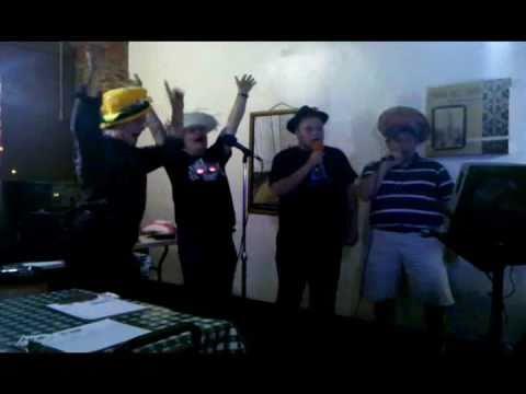 YMCA Karaoke - Bill and Friends