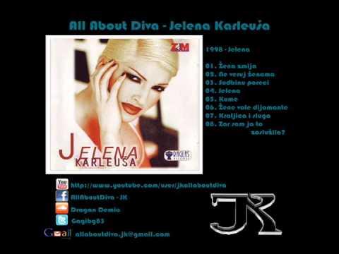 Jelena Karleusa - 1998 - 06 - Zene vole dijamante