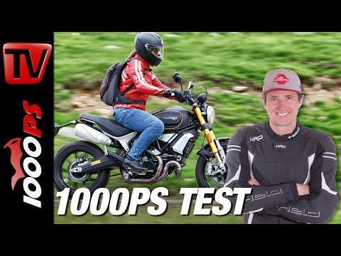 Ducati Scrambler 1100 Sport Test - Alpenmasters - Schön, gut und teuer - Teil 5 von 18