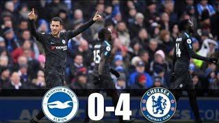 Hasil Liga Ingris Tadi Malam Brighton vs Chelsea 0-4 - 20/1/18