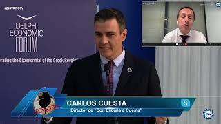 ¡CARLOS CUESTA DESTAPA LA ÚLTIMA INFAMIA DE SÁNCHEZ!: Negocia con ERC indultar a los GOLPISTAS