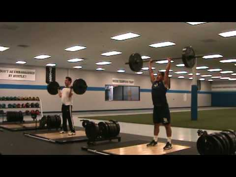 Power Lift Combinations