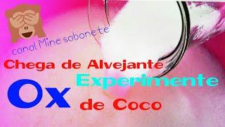 Sabão Clareador Líquido de Coco – Indicado Pra Quem Tem Alergia A Cloro e Alvejante