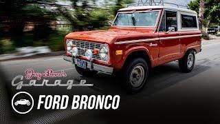 1977 Ford Bronco - Jay Leno's Garage thumbnail