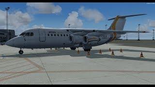 Quality Wings RJ85 Full Tutorial