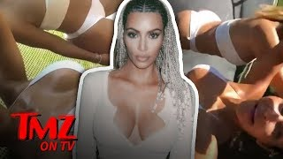 Kim Kardashian West in a Bikini....Again | TMZ TV