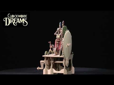 Clockwork Dreams - Scooter Safari