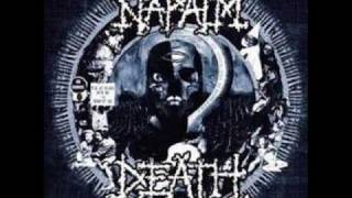 Napalm Death - Warped Beyond Logic & Rabid Wolves (For Christ)