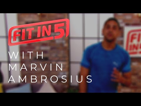 Fit in 5 the best fitness workout programme available on Sky TV