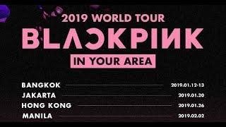 BLACKPINK ADAKAN WORLD TOUR, JAKARTA SIAP DI DDU-DU-DDU-DU KAN!!!!