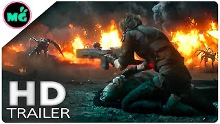 TERMINATOR 6 Dark Fate Official Trailer #3 (2019) Arnold Schwarzenegger, New Movie Trailers HD
