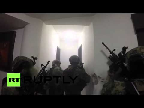 Heavy gunbattle as police arrest Mexican drug baron 'El Chapo'