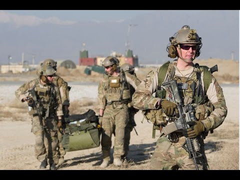 Usaf Pararescuemen In Afghanistan 2016 Youtube
