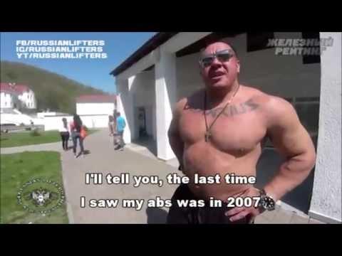 Mikhail Koklyaev talks