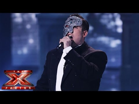 Stevi Ritchie sings Phantom Of The Opera's Music Of The Night | Live Week 4 | The X Factor UK 2014