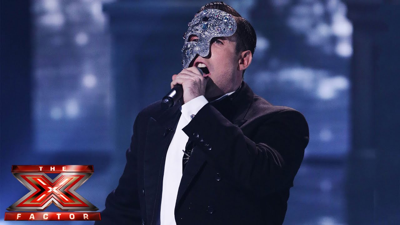 Stevi Ritchie sings Phantom Of The Opera's Music Of The ...