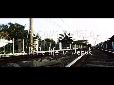 A Little life of Depok, Indonesia | Cinematic | Canon 750d test