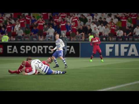 FIFA 17 | Chicago Fire Vs FC Dallas | Major League Soccer