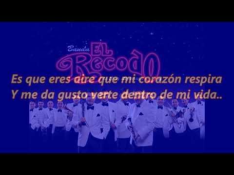 Banda El Recodo | Íntimamente 2018| Letra