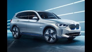 New BMW iX3 Concept 2018 - 2019 Review, Photos, Exhibition, Exterior and Interior