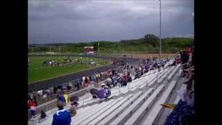 2013 MSHSL Section 1AA Track & Field Championship Meet - Boys 4X400 Meter Relay FINALS