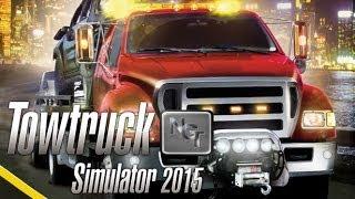 Towtruck Simulator 2015 - Gameplay (HD)