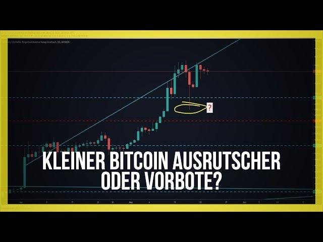 7931$ Kurzer Bitcoin Schreck 🧐 + Ethereum & Litecoin in der Analyse