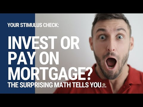 The Million Dollar Difference. $1000 Per Month Toward Your Mortgage vs Investing?